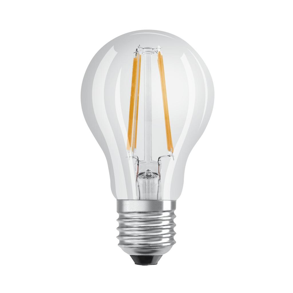 Xavax LED Filament žárovka, E27, 806 lm (nahrazuje 60 W), teplá bílá, 2 ks v krabičce