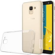 Nillkin Nature TPU Pouzdro Transparent pro Samsung J600 Galaxy J6