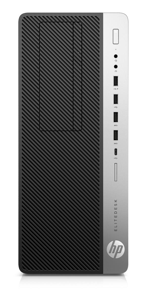 HP EliteDesk 800 G4 TWR i7-8700 / 8GB / 256 GB SSD / Intel HD/DVD/ Win 10 Pro