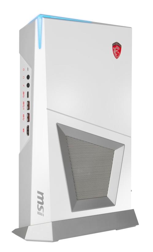 MSI Trident 3 Arctic 8RC-027EU /i5-8400 Coffeelake/8GB/128GB SSD + 1TBHDD/GTX 1060 6GB/bílý/Win 10 Home