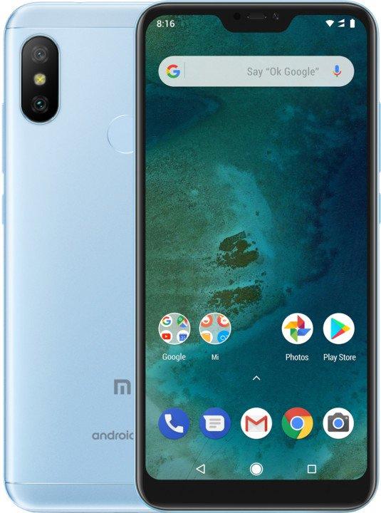 Xiaomi Mi A2 Lite (4GB/64GB), Blue
