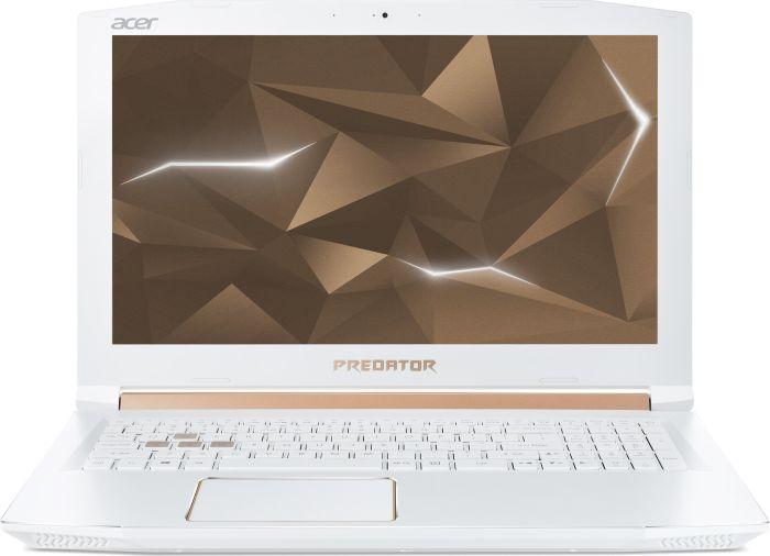 "Acer Predator Helios 300 (PH315-51-731U) Core i7-8750H/16GB+N/256GB+1TB/ 15.6"" FHD IPS 144Hz LED LCD/GTX 1060 6G/W10 Home/White"
