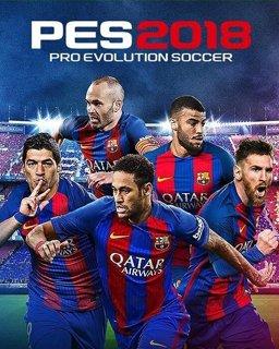 ESD Pro Evolution Soccer 2018 | PES 2018