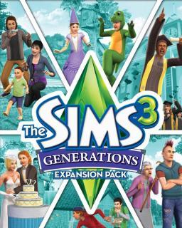 ESD The Sims 3 Hrátky Osudu