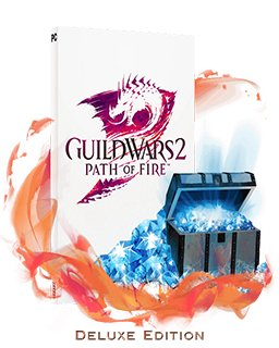 ESD Guild Wars 2 Path of Fire Deluxe Edition