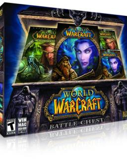 ESD World of Warcraft Battlechest + 30 Dní