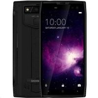 DOOGEE S50, Dual SIM, CZ LTE, IP68, 6GB/128GB, černá