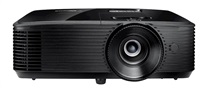 Optoma projektor HD143X (DLP, FULL 3D, 1080p, 3 200 ANSI, 23 000:1, 2x HDMI and MHL support and built-in 10W speaker)