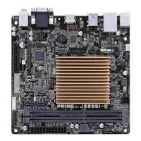 ASUS MB PRIME J3355I-C, Intel® Celeron® Dual-Core J3355, 2x DDR3, VGA, mini-ITX