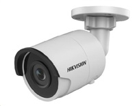 HIKVISION IP kamera 2Mpix, H.265, 25 sn/s, obj. 2,8 mm (103°), PoE, IR 30m, IR-cut, WDR 120dB, analytika, 3DNR, MicroSDX
