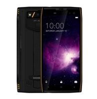 DOOGEE S50, Dual SIM, CZ LTE, IP68, 6GB/64GB, oranžová