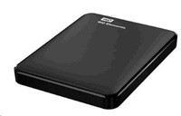 "BAZAR WD Elements Portable 750GB Ext. 2.5"" USB3.0, Black"