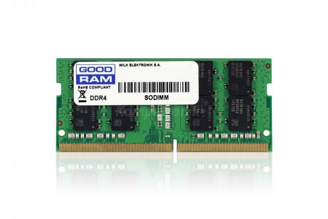 GOODRAM DDR4 16GB 2133MHz CL15 SODIMM 1.2V