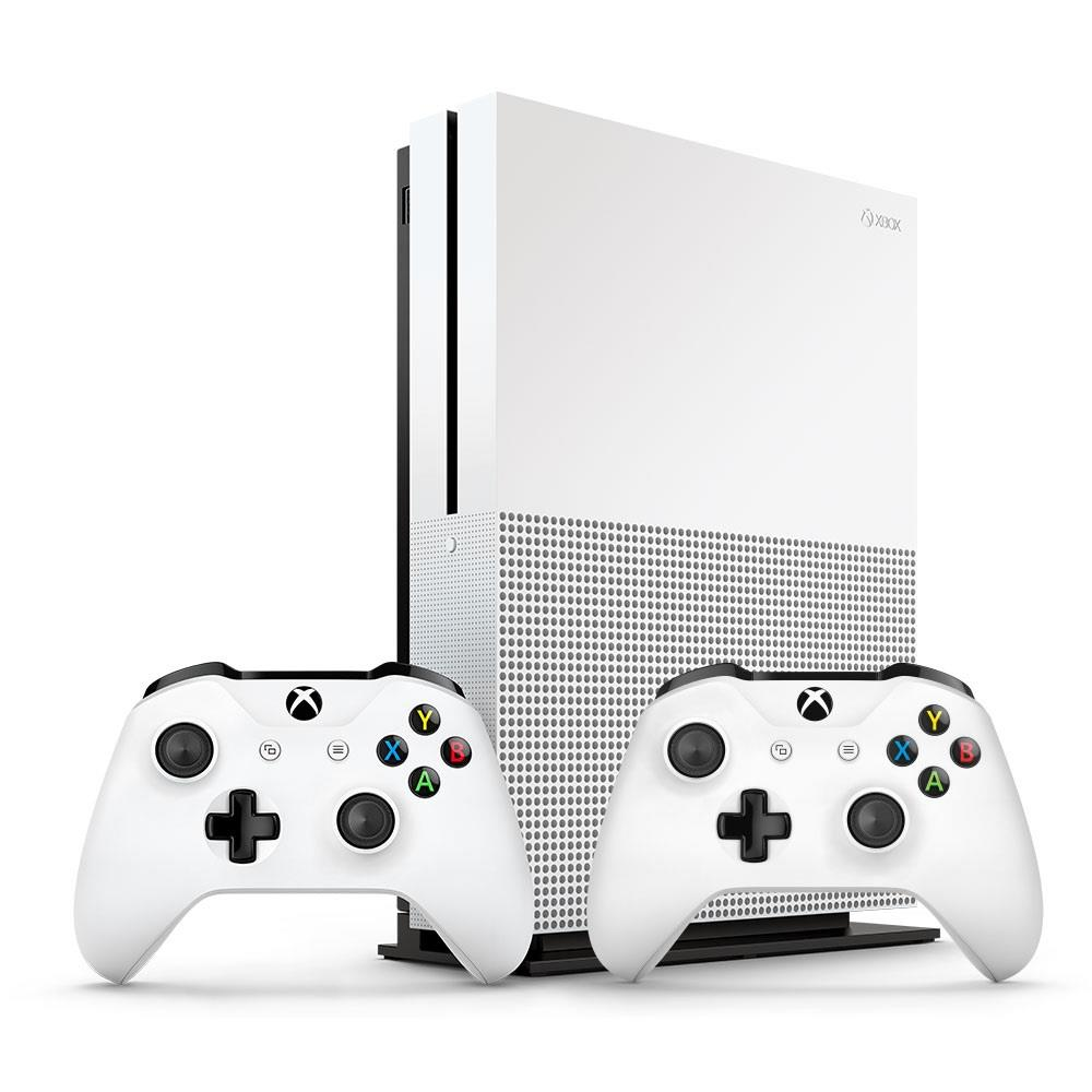 Xbox One S 1TB + 2nd controller