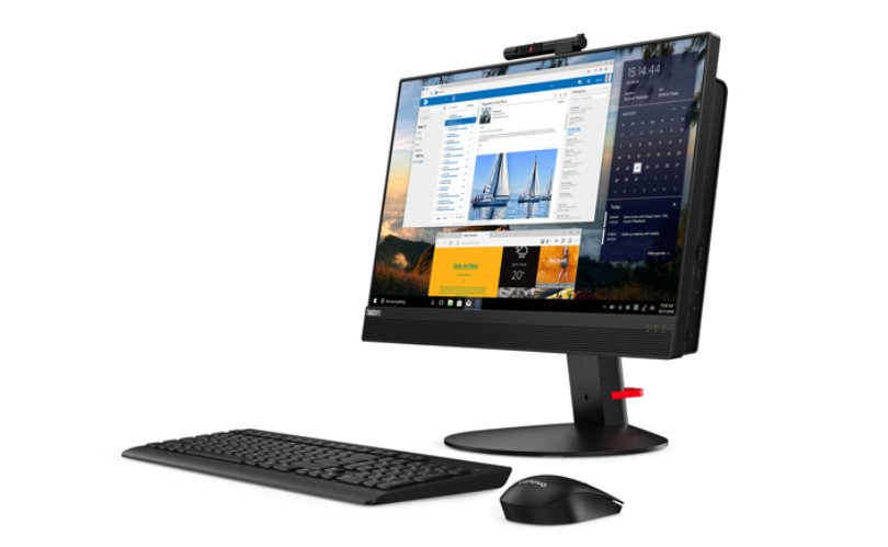 "Lenovo AIO ThinkCentre M820z i3-8100/8GB/256GB SSD/21,5"" FHD/DVD-RW/Win10PRO"