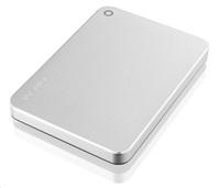 """Bazar TOSHIBA HDD CANVIO PREMIUM 1TB, 2,5"""", USB 3.0, metalická stříbrná - rozbaleno"""