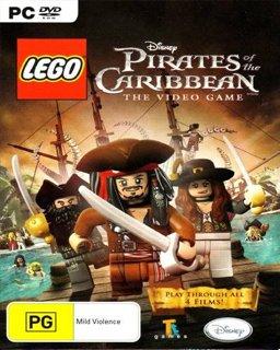 ESD LEGO Piráti z Karibiku