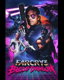 ESD Far Cry 3 Blood Dragon