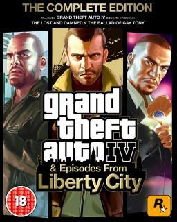 ESD Grand Theft Auto 4 Complete Edition, GTA 4 CE