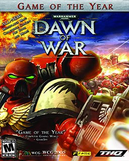 ESD Warhammer 40,000 Dawn of War GOTY