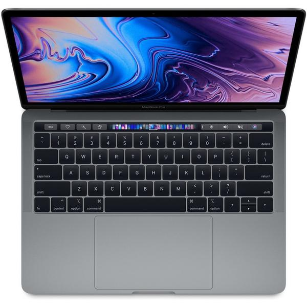 "Apple MacBook Pro 13,3"" Touch Bar/IPS Retina 2560x1600/QC i5 2.3-3.8GHz/16GB/256GB_SSD/Iris Plus 655/Space Gray (2018)"