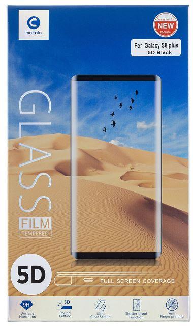 Mocolo 5D Tvrzené Sklo White pro Samsung J530 Galaxy J5 2017