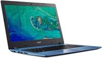 """Acer Aspire 1 (A114-32-C57A) Celeron N4100/4GB+N/eMMC 64GB+N/A/HD Graphics/14"""" FHD matný/BT/W10 Home in S mode/Blue"""