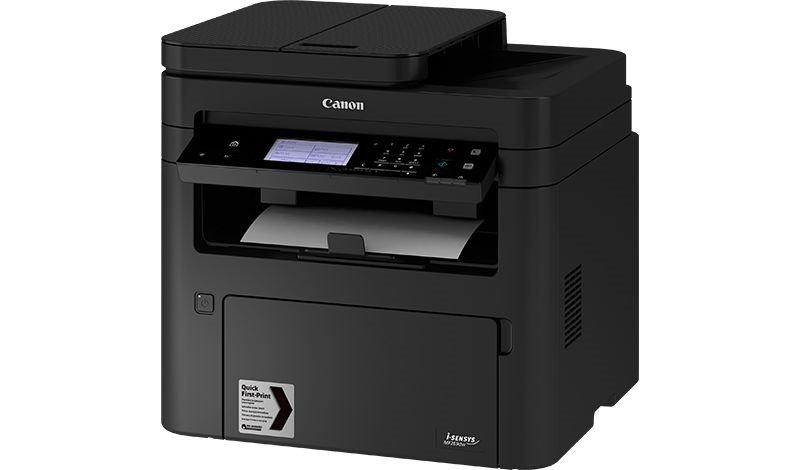 Canon i-SENSYS MF269DW - PCSF/SEND/LAN/WiFi/WiFi Direct/Duplex/DADF/PCL/28ppm/USB
