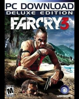 ESD Far Cry 3 Deluxe Edition