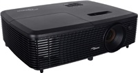 Optoma projektor H114 (DLP, Full 3D, WXGA, 3 400 ANSI, 27 000:1, HDMI, USB, VGA, 2W speaker)