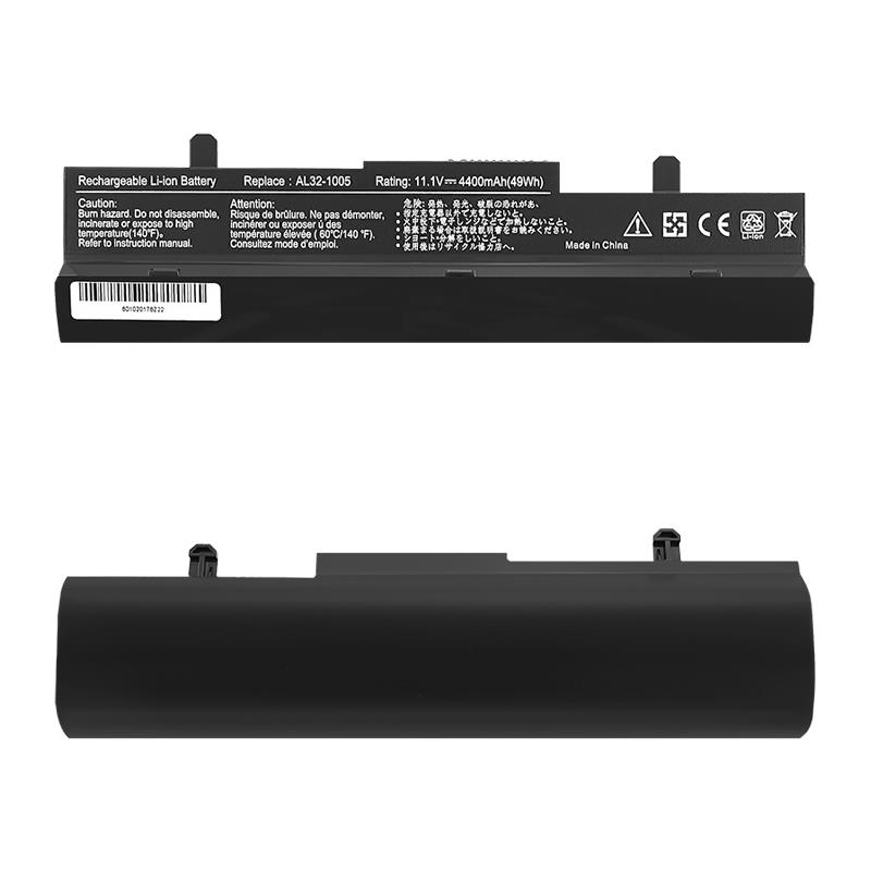 Qoltec Long Life baterie pro notebooky Asus EEE PC 1005 | 10.8-11.1V | 4400mAh