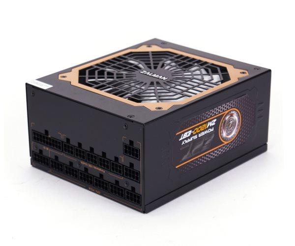 Zalman zdroj ZM1200-EBT 1200W 80+ Gold ATX12V 2.3, EPS, aPFC, modular