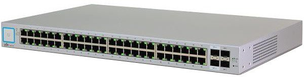 Ubiquiti UniFi 48-port Gigabit Ethernet Switch with SFP, no PoE