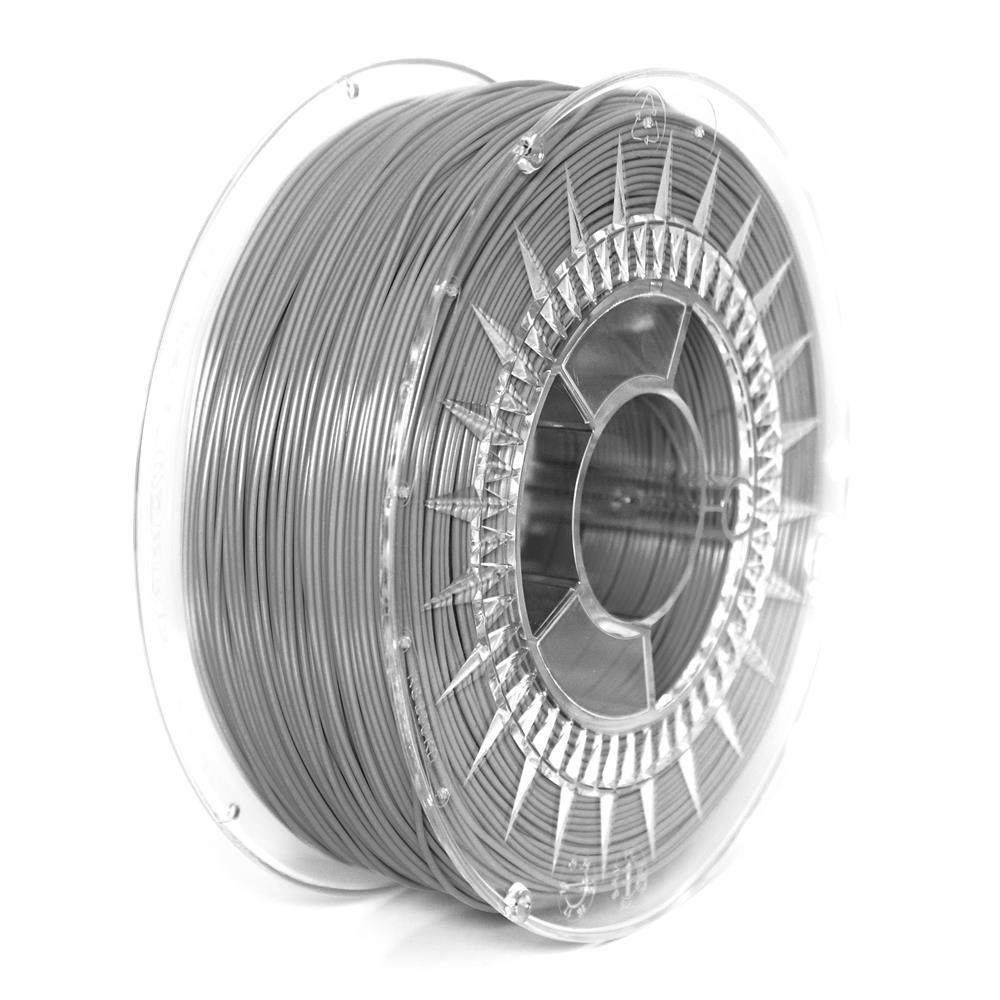 Filament DEVIL DESIGN / PLA / GRAY / 1,75 mm / 1 kg.