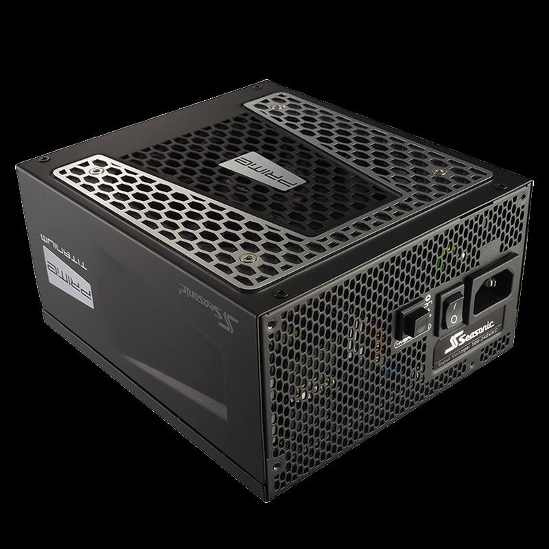 Zdroj Seasonic Prime Ti 650 650W 80Plus Titanium