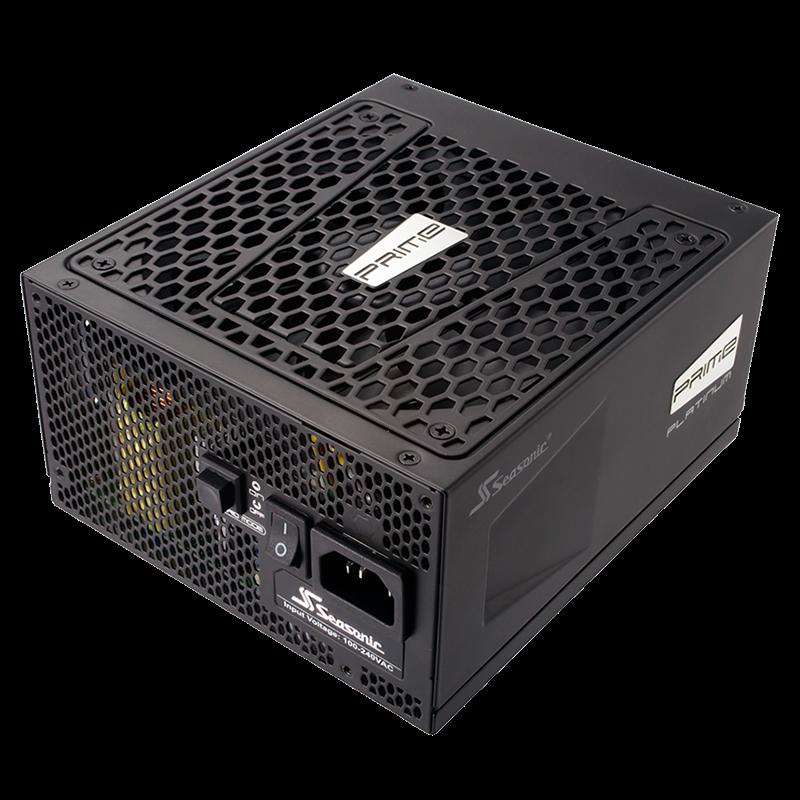 Zdroj Seasonic Prime Pt 650 650W 80Plus Platinum