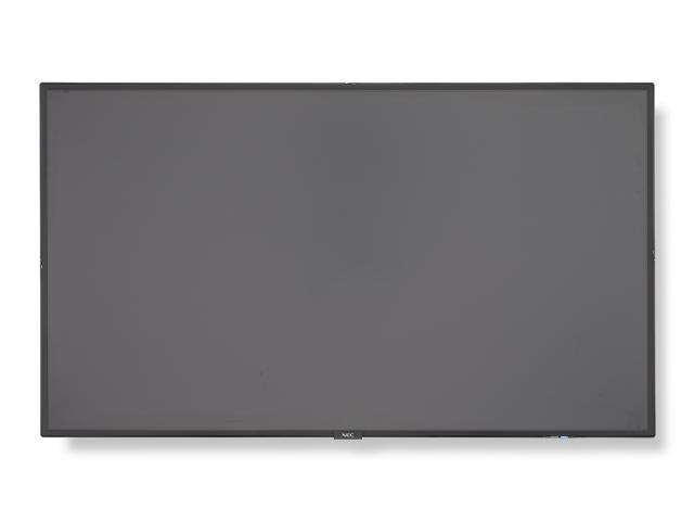 """NEC 48"""" velkoformátový display MultiSync P484 - 24/7, 700 cd, S-PVA LED, 1920x1080, 8ms, 4000:1, VGA, DVI, 2xDP, 2x HDMI"""