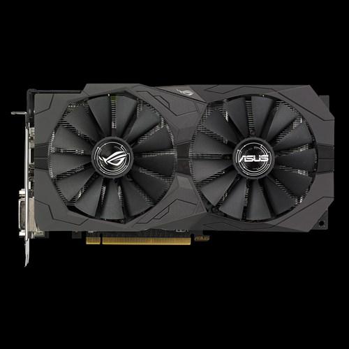 ASUS Radeon ROG Strix RX 570 Gaming, 4GB, DVI*2, HDMI, DP