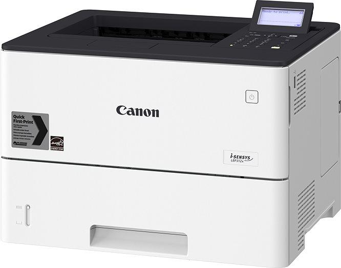 Canon i-SENSYS LBP312x - A4/LAN/Duplex/43ppm/PCL/PS3/1200x1200/USB