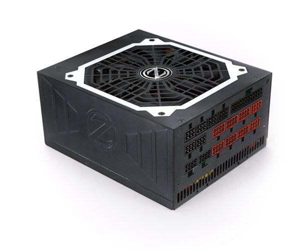 Zdroj Zalman ZM850-ARX 850W 80+ Platinum, aPFC, 13,5cm fan, modular