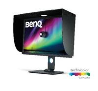 """BenQ LCD SW320 31,5"""" W IPS LED/3840x2160/20M :1/5ms/350 nits/HDMI/DP/mDP/USB/VESA/Pivot/LowBlue Light"""