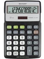 SHARP kalkulačka - ELR287BBK - blister