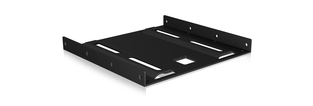 ICYBOX IB-AC653 IcyBox Internal Mounting frame 3,5 for 2.5 HDD/SSD, Black