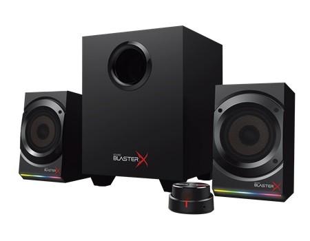 Creative Sound Blaster KRATOS S5 - reproduktor - černý