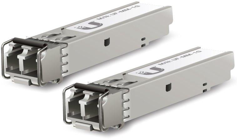 Ubiquiti UF-MM-1G - U Fiber, Multi-Mode Module, 1G, 2-Pack