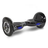GOCLEVER City Board S10 LG black - - kolonožka, hoverboard