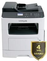 LEXMARK Multifunkční ČB tiskárna MX317dn, A4, 33ppm, 256MB, barevný LCD displej, duplex, ADF, USB 2.0, LAN, 4letá záruka