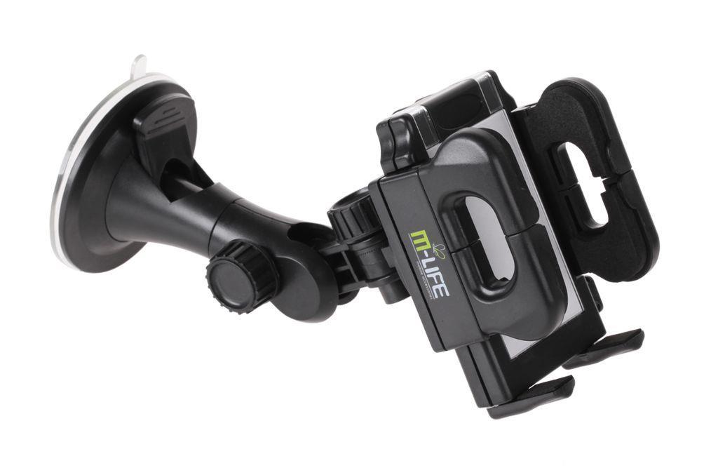 M-LIFE Univerzální držák do auta pro zařízení 4.5-12.5cm