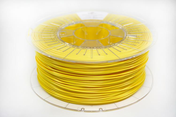 Filament SPECTRUM / PLA / BAHAMA YELLOW / 1,75 mm / 1 kg
