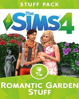 ESD The Sims 4 Romantická zahrada